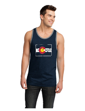 Colorado Navy NOCO Tank Top